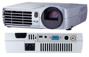 image_50837_largeimagefile PLUS Vision V-332 Ultra Light, Ultra Compact Projector