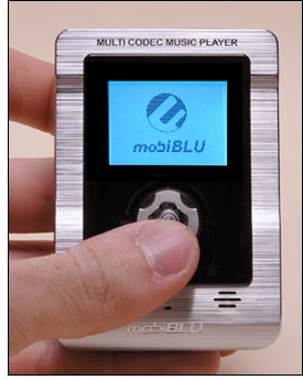 image_51505_largeimagefile Review: MobiBLU DHH-100-5 5GB MP3 Player with Micro Speakers
