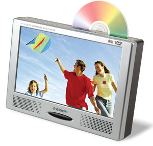 image_51798_largeimagefile RadioShack Offers Portable 10.2-inch LCD TV DVD and MP3 Player