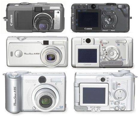 image_52901_superimage Canon adds four New Digitals to Consumer Camera  Line-up