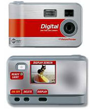 image_52909_largeimagefile CVS Pharmacy Offers Disposable Digital Camera with LCD