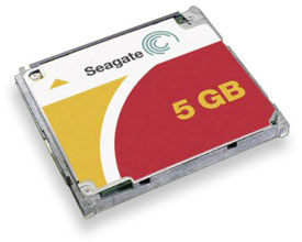 image_53708_largeimagefile Seagate Announces 5GB CF Type II Card