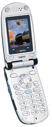 image_54439_superimage Sprint to offer Sanyo PM-8200 VGA Camera Phone