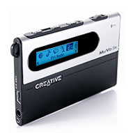 image_54514_largeimagefile Creative MuVo Slim 7mm thick MP3 Player