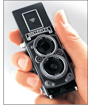 image_55042_largeimagefile RolleiFlex announces first ever twin-lens reflex digital camera