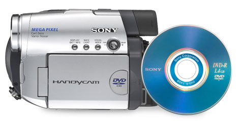 image_55379_superimage Sony launches  DCR-DVD101 and DCR-DVD201 DVD Handycams