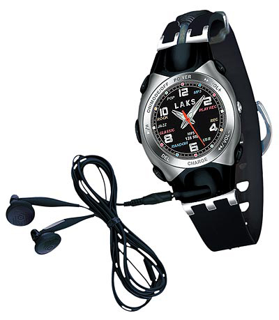 image_55566_largeimagefile Music for your Wrist - Laks' New MP3 Wrist Watch