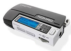 image_55888_largeimagefile Creative Announces Nomad MuVo TX USB 2.0 Digital Audio Player
