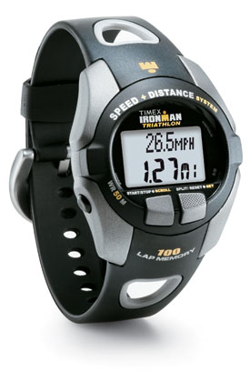 image_56139_largeimagefile Timex and Garmin Unveil GPS Watch that Measures Speed and Distance