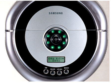 image_56164_superimage Samsung Unveils High-tech Robot Vacuum Cleaner