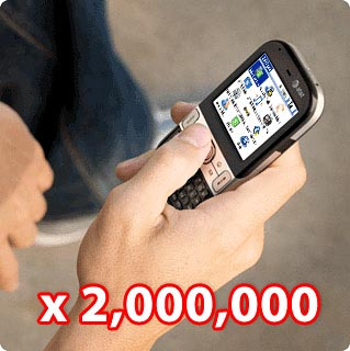 image_5636_largeimagefile  Palm Centro Smartphone Sales Hit the Two Million Unit Mark
