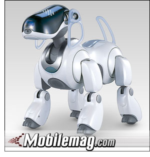 image_57274_largeimagefile Sony Unveils the  ERS-7 Third Generation AIBO Entertainment Robot