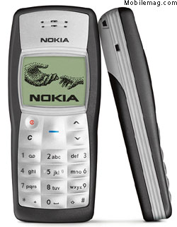image_57422_largeimagefile Nokia 1100 Phone Offers Reliable and Affordable Mobile Communications