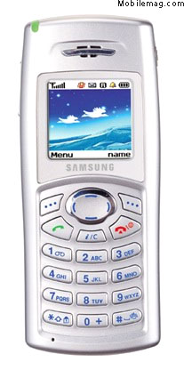 image_57550_largeimagefile Samsung SGH-C100 Sleek and Slender GPRS Phone