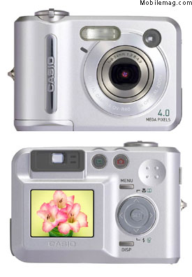 image_57769_largeimagefile Casio QV-R40  Compact Digital Camera with 1-Second Startup time
