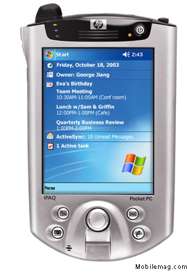 image_58086_largeimagefile HP Unveils 4 New Pocket PC Handhelds