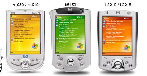 image_58086_superimage HP Unveils 4 New Pocket PC Handhelds
