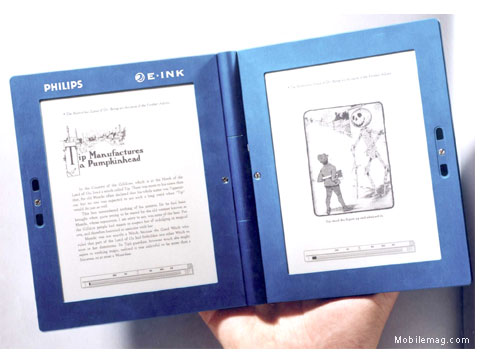 image_58270_superimage E Ink's Electronic Paper Reaches Near-Practical Use