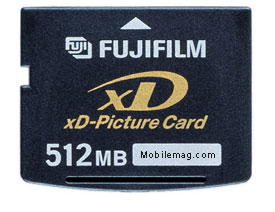image_58341_largeimagefile Fujifilm announce 512 MB xD Picture Card