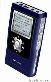 image_58635_largeimagefile iRiver iHP-100 10 GB Portable Audio Player