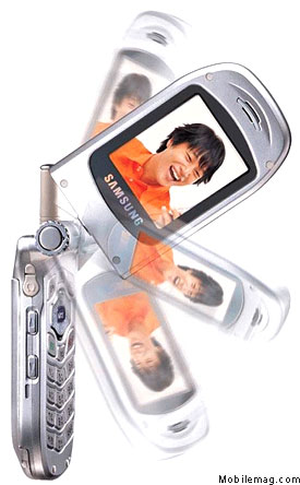 image_58818_largeimagefile Samsung Electronics Unveils the SGH-P400 Camera Phone