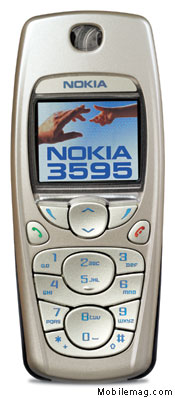 image_59239_largeimagefile Nokia 3595 Full Color GSM GPRS MMS Phone Unveiled