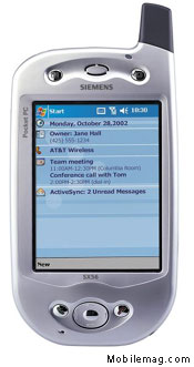 image_59288_largeimagefile Siemens SX56 the First Pocket PC Phone Edition Device from Rogers AT&T Wireless Canada