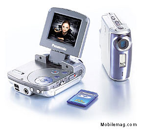 image_59474_largeimagefile Panasonic Unveils the SV-AV30 Multimedia Box: Still Image Camera, Video Camera and MP3 Player