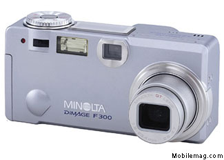 image_59520_largeimagefile Minolta Introduces the 5 MegaPixel DiMAGE F300