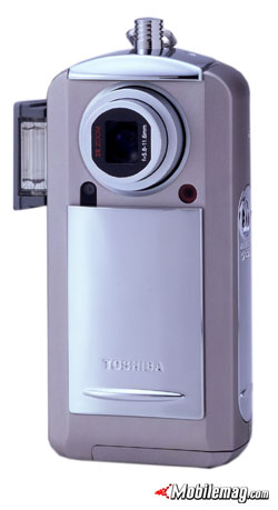 image_59583_largeimagefile Toshiba's PDA-style PDR-T30 3.2 Megapixel Digital Camera