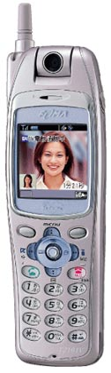 image_59850_largeimagefile NTT DoCoMo to Introduce FOMA T2101V 3G Videophone