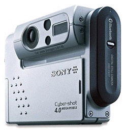 image_59882_largeimagefile Sony DSC-FX77 Brings Wireless Connectivity to Cyber-shot with Bluetooth