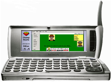 image_60108_largeimagefile DreamQuest Software Announces Release of Wireless Multiplayer Games for the Nokia 9200 Communicator