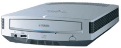 image_60277_largeimagefile Yamaha CRW-F1 Portable CDR with Advanced Audio Master Quality Recording