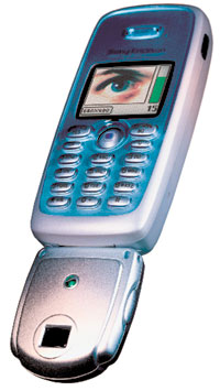 image_60291_largeimagefile Sony Ericsson Unveils T300 and CommuniCam MCA-25 - Colour-Screen Phone with Snap-on Camera