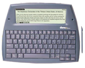 image_60324_largeimagefile AlphaSmart Unveils Dana, First Palm OS Based Laptop Alternative for Education