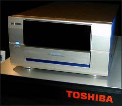 image_60965_largeimagefile Toshiba Unveils 30GB Optical Disc Technology Featuring Blue-Violet Laser