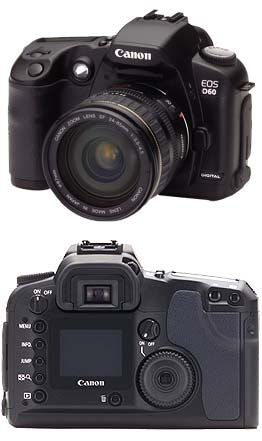 image_61112_largeimagefile Canon Launches a New 6 MegaPixel Digital SLR -  The EOS D60