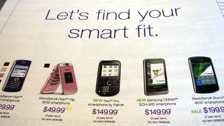 image_612_superimage Telus Officially Launches Palm Treo Pro and Samsung Omnia Smartphones
