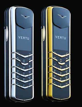 image_61329_largeimagefile The Vertu Collection - World's Most Exclusive Instrument for Personal Communication