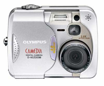 image_62021_largeimagefile Olympus Introduces the D-40 Zoom, World's Smallest 4 Megapixel Digital Camera