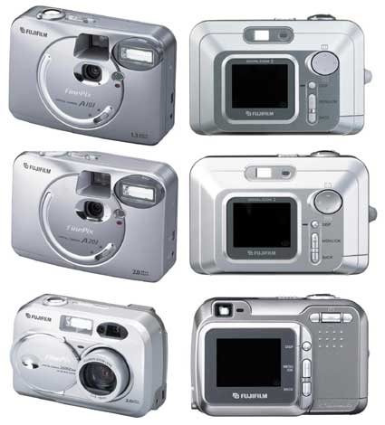 image_62104_largeimagefile FujiFilm Announces Three Affordable Point-and-Shoot Digital Cameras