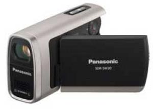 image_6235_largeimagefile Weather-Resistant Panasonic SDR-SW20 Camcorder Doesn't Look the Part