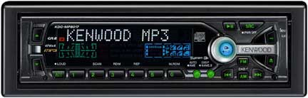 image_62450_largeimagefile Kenwood's Affordable In-Dash MP3 CD Player