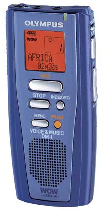 image_62626_largeimagefile Olympus Announces the First Digital Voice Recorder/MP3 Player Geared for Business Users