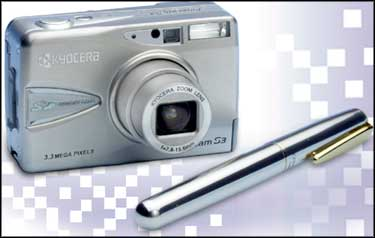 image_62940_largeimagefile Kyocera Announces World's Smallest 3.34 MegaPixel Digital Camera with 2x Zoom