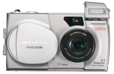 image_63020_largeimagefile Olympus Introduces the Camedia D-510 Point and Shoot