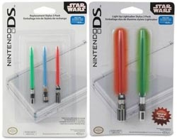 image_6347_largeimagefile Nintendo DS Lightsaber Stylus for Jedi and Sith Gamers