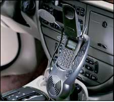 image_63586_largeimagefile Car Cell Phone System with Hear-It-Again Digital Recorder Technology
