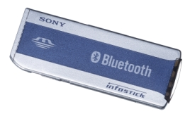 "image_64102_largeimagefile Sony ""Infostick"" Bluetooth Memory Module"